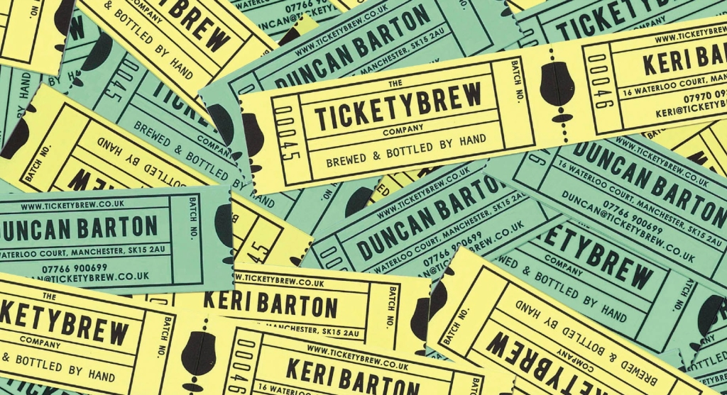 Adieu, adieu, TicketyBrew